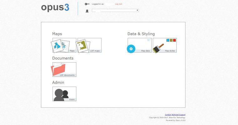 opus3 homepage